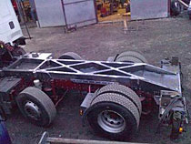 Chassis Modifications and Truck Bodies