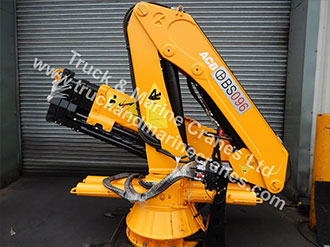 New TMC-BS 096 M3 crane
